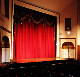 Stage curtains2